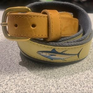 Guy Harvey Accessories - SOLD!!!  GUY HARVEY | VINTAGE | TUNA TRIO | BELT